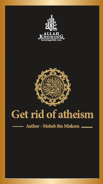 Get rid of Atheism